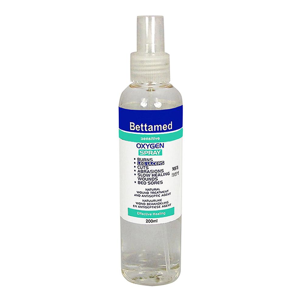 Bettamed Oxygen Spray 200ml Bettamed