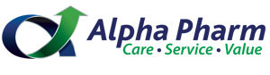 Alpha Pharm Logo